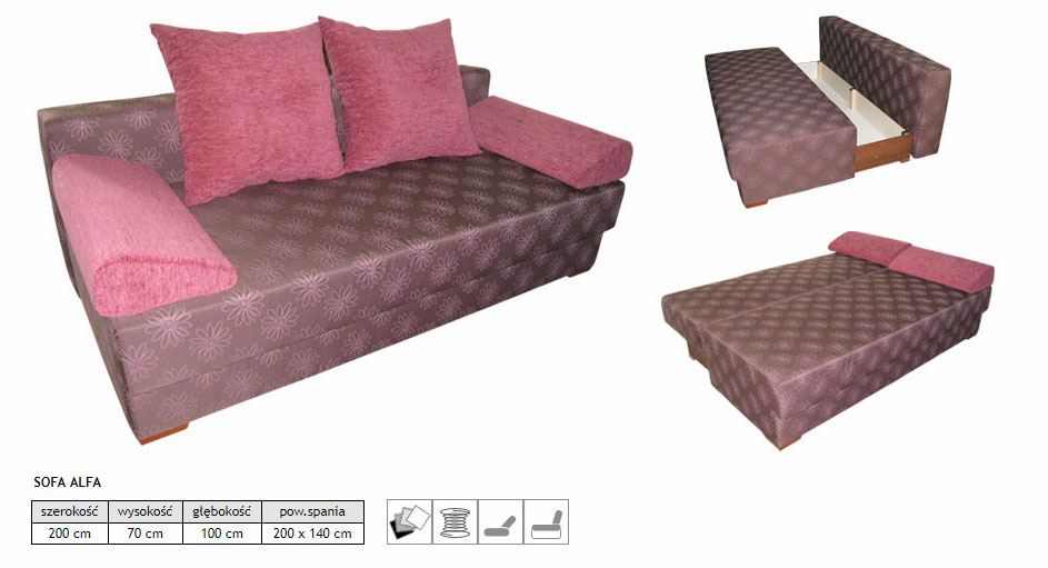 Sofa Alfa